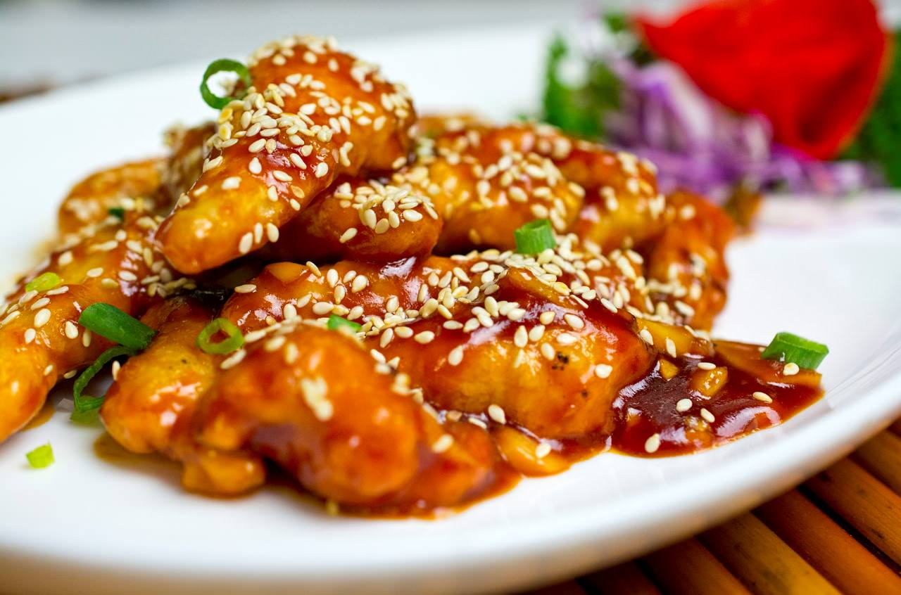 Sesame Chicken Recipe