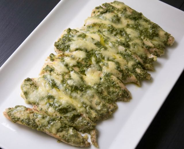 ... pesto chicken baked pesto chicken recipe baking pesto easy recipes